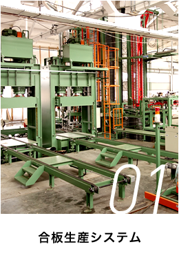 Plywood Production System